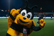 Barnet Bee during The FA Cup fourth round match between Barnet and Brentford at The Hive Stadium, London, England on 28 January 2019.