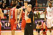 DESCRIZIONE : Pistoia Lega serie A 2013/14  Giorgio Tesi Group Pistoia Pesaro<br /> GIOCATORE : arbitro<br /> CATEGORIA : fallo<br /> SQUADRA : Giorgio Tesi Group Pistoia<br /> EVENTO : Campionato Lega Serie A 2013-2014<br /> GARA : Giorgio Tesi Group Pistoia Pesaro Basket<br /> DATA : 24/11/2013<br /> SPORT : Pallacanestro<br /> AUTORE : Agenzia Ciamillo-Castoria/M.Greco<br /> Galleria : Lega Seria A 2013-2014<br /> Fotonotizia : Pistoia  Lega serie A 2013/14 Giorgio  Tesi Group Pistoia Pesaro Basket<br /> Predefinita :