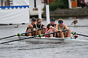 201   Cambridge University Women's Boat Club and Aviron Union Nautique de Lyon, France - The Women's Fours<br /> <br /> Henley Royal Regatta Qualifiers {iptcyear4}<br /> <br /> To purchase this photo, or to see pricing information for Prints and Downloads, click the blue 'Add to Cart' button at the top-right of the page.
