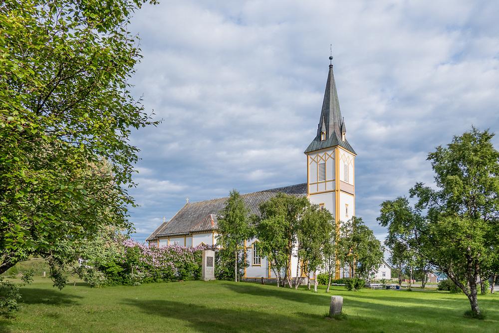 Skånland kirke er en langkirke i basilikaform fra 1901 i Skånland kommune, Troms fylke.