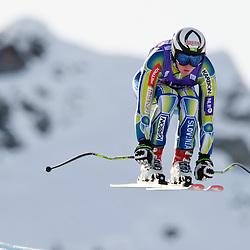 20110107: AUT, FIS World Cup Ski Alpin, Ladies Downhill, Zauchensee