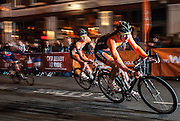 Action from the Men's Elite Race at the IG London Nocturne