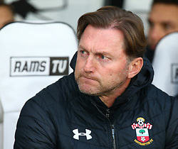 January 5, 2019 - Derby, England, United Kingdom - Derby, England - 05 January, 2019.Southampton manager Ralph Hasenhuttl .during FA Cup 3rd Round between Derby County  and Southampton at Pride Park stadium , Derby, England on 05 Jan 2019. (Credit Image: © Action Foto Sport/NurPhoto via ZUMA Press)