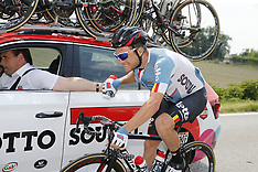 Giro D'Italia cycling tour - 18 May 2018