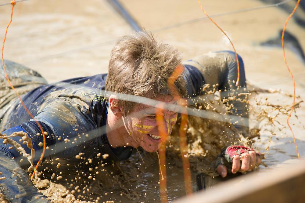 Tough Mudder - May 2012 - Northamptonshire - Electric Eel