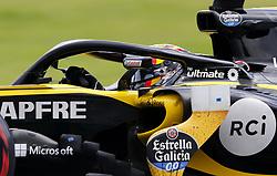 """November 10, 2018 - SãO Paulo, Brazil - SÃO PAULO, SP - 10.11.2018: GRANDE PRÊMIO DO BRASIL DE FÃ""""RMULA 1 2018 - Carlos SAINZ Jr., ESP, Renault Sport F1 Team during the official qualifying training for the 2018 Formula 1 Brazilian Grand Prix, held at the Autodromo de Interlagos, in São Paulo, SP. (Credit Image: © Rodolfo Buhrer/Fotoarena via ZUMA Press)"""