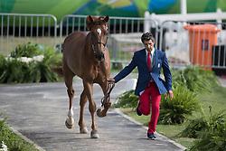 Fernandez Saro Manuel, ESP, U Watch<br /> Olympic Games Rio 2016<br /> © Hippo Foto - Dirk Caremans<br /> 12/08/16