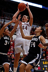 20111113 - Gonzaga at Stanford (NCAA Women's Basketball)