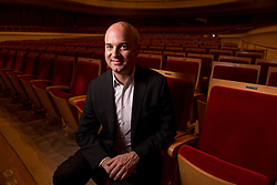May 2, 2017 - Costa Mesa, CA, USA - Pacific Chorale Assistant Conductor Robert Istad in Costa Mesa on Tuesday, May 2, 2017. Istad will replace John Alexander as the new artistic director when Alexander steps down in June after 45 years. (Photo by Paul Rodriguez, Orange County Register/SCNG) (Credit Image: © Paul Rodriguez, Paul Rodriguez/The Orange County Register via ZUMA Wire)