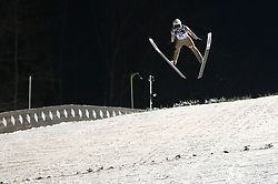 November 19, 2017 - Wisla, Poland - Piotr Zyla (POL), competes in the individual competition during the FIS Ski Jumping World Cup on November 19, 2017 in Wisla, Poland. (Credit Image: © Foto Olimpik/NurPhoto via ZUMA Press)
