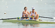Caversham. United Kingdom; GBR W2- Bow Helen GLOVER and Heather STANNING. Team GBR Rowing, 2010 World Championship Team Announcement at the GB rowing Training Base. Nr Reading Berks on Tuesday,  21/09/2010[Mandatory Credit Peter Spurrier/ Intersport Images],