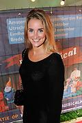 Prinses Maxima en haar drie dochters bij premiere Fantasia de Muisical<br /> <br /> Op de foto:  Lieke van Lexmond