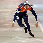 NLD/Heerenveen/20060122 - WK Sprint 2006, 2de 500 meter heren, Dmitry Dorofeyev