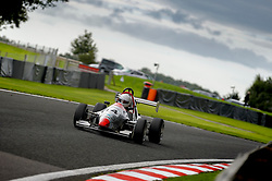 Adam Walker pictured while competing in the F1000 Championship with the 750 Motor Club. Picture taken at Oulton Park on September 5, 2020 by 750MC photographer Jonathan Elsey