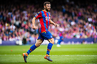 LONDON, ENGLAND - MAY 13: James McArthur (18) of Crystal Palace during the Premier League match between Crystal Palace and West Bromwich Albion at Selhurst Park on May 13, 2018 in London, England. MB Media