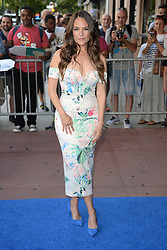 August 16, 2017 - New York, NY, USA - August 16, 2017  New York City..Yara Martinez attending the 'The Tick' TV show premiere on August 16, 2017 in New York City. (Credit Image: © Kristin Callahan/Ace Pictures via ZUMA Press)