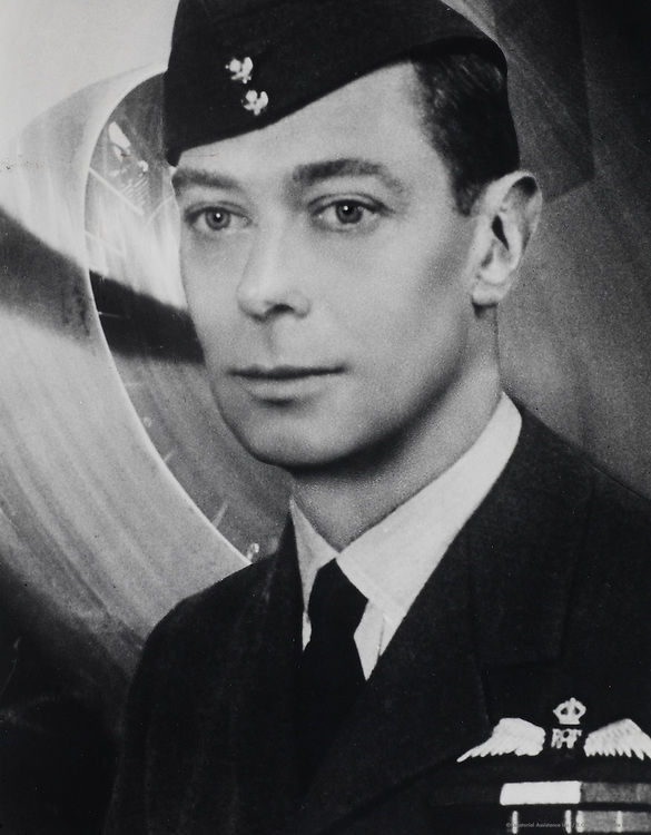 Royal Family: The Duke of York, before he became His Majesty King George VI, England, UK, 1923
