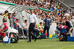 Head coach of Slovenian National team Srecko Katanec during the EURO 2016 Qualifier Group E match between Slovenia and England at SRC Stozice on June 14, 2015 in Ljubljana, Slovenia. Photo by Grega Valancic