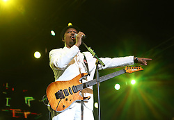 Apr 1, 2016 - Cape Town, Western Cape , South Africa -  DR VICTOR AND THE RASTA REBELS performed at the 16th Annual Cape Town Jazz Festival, that took place at the Cape Town International Convention Centre. (Credit Image: © Bertram Malgas via ZUMA Wire)