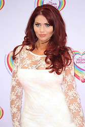 © Licensed to London News Pictures. 02/06/2014, UK. Amy Childs, Health Lottery Tea Party, The Savoy Hotel, London UK, 02 June 2014. Photo credit : Brett D. Cove/Piqtured/LNP
