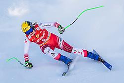 10.01.2020, Keelberloch Rennstrecke, Altenmark, AUT, FIS Weltcup Ski Alpin, Abfahrt, Damen, 2. Training, im Bild Tamara Tippler (AUT) // Tamara Tippler of Austria in action during her 2nd training run for the women's Downhill of FIS ski alpine world cup at the Keelberloch Rennstrecke in Altenmark, Austria on 2020/01/10. EXPA Pictures © 2020, PhotoCredit: EXPA/ Johann Groder