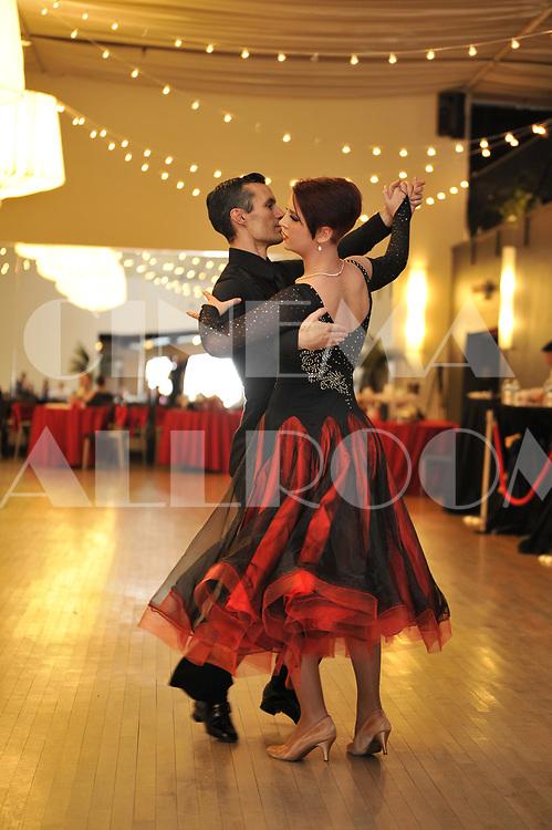 Emily Weinlick and Dustin Donelan