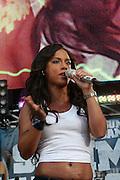 Alicia Keys at The 2008 Hot 97 Summer Jam held at Giants Stadium in Rutherford, NJ on June 1, 2008...Summer Jam is the annual hip-hop fest held at Giants Stadium and sponsored by New York based radio station Hot 97FM.