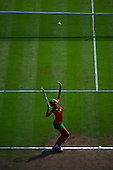 Tennis, Womens - Singles - Azarenka (BLR) vs Begu (ROU) [First Round]