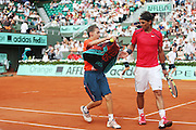 Roland Garros. Paris, France. June 2nd 2012.Spanish player Rafael NADAL against Eduardo SCHWANK.