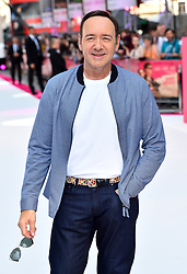 Kevin Spacey attending the Baby Driver premiere held at Cineworld in Leicester Square, London.