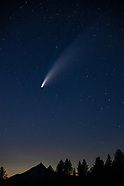 Comet Neowise. July 15 2020