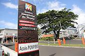 French Polynesia Tahiti Papeete Hospital