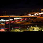 Highway 50 & East Bidwell off ramp, Folsom, CA