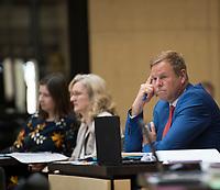DEU, Deutschland, Germany, Berlin, 17.05.2019: Brandenburgs Finanzminister Christian Görke (Die Linke) bei einer Sitzung im Bundesrat.