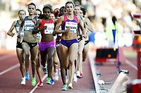 Friidrett , 7. juni 2012 , Diamond League Bislett Games , <br />  Ingvill Måkestad Bovim , NOR , 1500  m