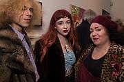 HENRY BREWER, ANGEL ONIE, ANDREE ADLEY, , Them, Redfern Gallery PV. Cork St. London. 22 January 2020