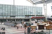 Germany, Bavaria, Munich The Munich international Airport