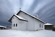 Orthodox church in Strandzha