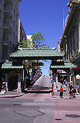 Chinatown, San Francisco, California<br />