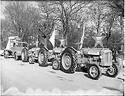 17/03/1955<br /> 03/17/1955<br /> 17 March 1955<br /> <br /> Ford, henry and Son Ltd, vehicles in Industrial parade.