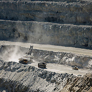 Corporate photography on mining in Sweden