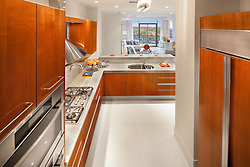 Turnberry Tower developed by Turnberry Associates 1881 Nash, Arlington, Virginia Turnberry Tower condominiums Kitchen