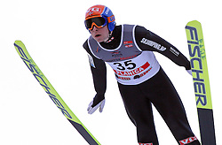 Anders Jacobsen of Norway at e.on Ruhrgas FIS World Cup Ski Jumping on K215 ski flying hill, on March 14, 2008 in Planica, Slovenia . (Photo by Vid Ponikvar / Sportal Images)./ Sportida)