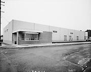 "Ackroyd 11377-1. ""Raybestos. their warehouse. November 29, 1962"" (4456 NW Yeon, Raybestos Manhatten asbestos brake shoes.)"