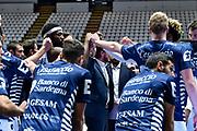 Gianmarco Pozzecco<br /> Segafredo Virtus Bologna - Banco di Sardegna Dinamo Sassari<br /> LBA Legabasket Serie A UnipolSai 2020-2021<br /> Bologna, 06/12/2020<br /> Foto L.Canu / Ciamillo-Castoria