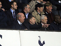 Football - 2016 / 2017 FA Cup - Third Round: Aston Villa vs. Tottenham Hotspur<br /> <br /> Brian Little - Aston Villa Director of Football (right) at White Hart Lane.<br /> <br /> COLORSPORT/ANDREW COWIE