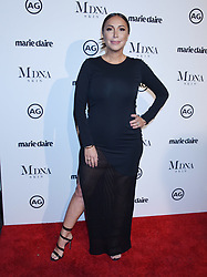 """Sydelle Noel at 2018 Marie Claire """"Image Makers Awards"""" held at the Delilah LA on January 11, 2018 in West Hollywood, CA. Janet Gough/AFF-USA.com. 11 Jan 2018 Pictured: Diana Madison. Photo credit: MEGA TheMegaAgency.com +1 888 505 6342"""