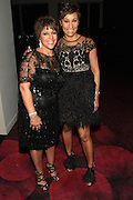 November 3, 2012- New York, NY:  (L-R) Linda Johnson Rice, Chairperson, Johnson Publishing Company and Desiree Rogers, CEO, Johnson Publishing Company at the EBONY Power 100 Gala Presented by Nationwide held at Jazz at Lincoln Center on November 3, 2012 in New York City. The EBONY Power 100 Gala Presented by Nationwide salutes the country's most influential African Americans.(Terrence Jennings) .