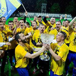 20150520: SLO, Football - Final of Slovenian Cup 2014/15, NK Koper vs NK Celje