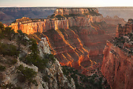 AZ, Arizona, Cape Royal, Grand Canyon, National Park, North Rim, sunset, Grand Canyon National Park,